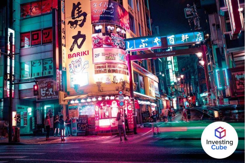Shibuya Hyakkendana, Japan