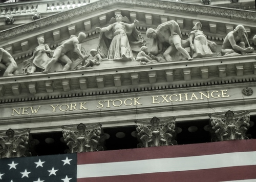 Dow Jones New York Stock Exchange