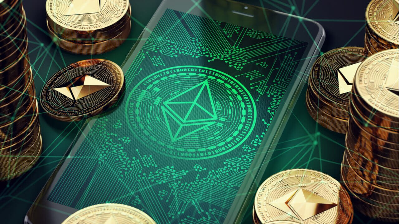 Ethereum Price Jumps To New All-Time High As Institutions Pile In