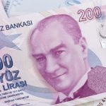 USDTRY Turkish lira