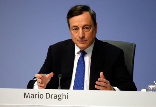 ECB Preview Mario Draghi