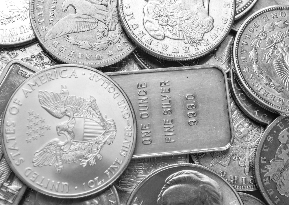 Silver Prices Tick Up As China Steps Up Coronavirus
