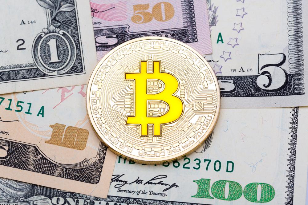 bitcoin price BTCUSD