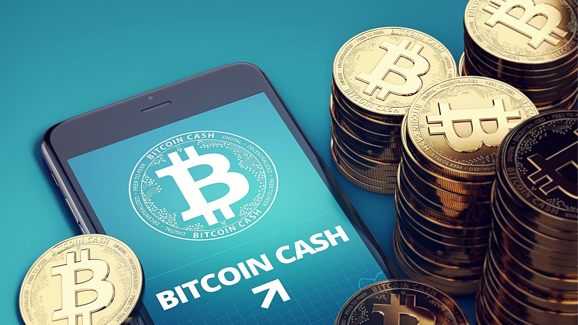 bitcoin cash invest